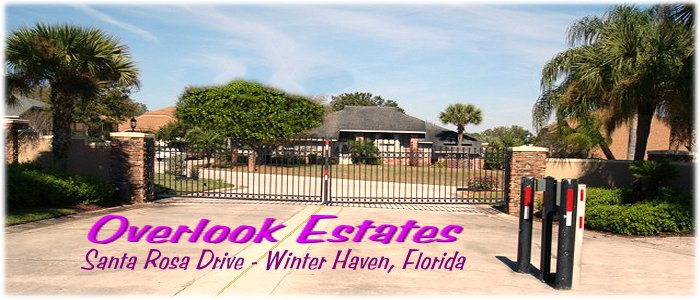 Winter Haven, Florida - Overlook Estates - Only 30 minutes from Disneyworld Florida